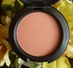 MAC Peaches Blush. Cannot live without! Best true peach blush out there!