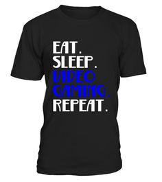 """# Eat Sleep Video Gaming Play Fun Repeat Daily Life T Shirt .  Special Offer, not available in shops      Comes in a variety of styles and colours      Buy yours now before it is too late!      Secured payment via Visa / Mastercard / Amex / PayPal      How to place an order            Choose the model from the drop-down menu      Click on """"Buy it now""""      Choose the size and the quantity      Add your delivery address and bank details      And that's it!      Tags: Goof around and have a…"""
