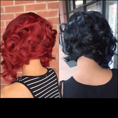 Pleasant Bobs And Burgundy On Pinterest Hairstyles For Women Draintrainus