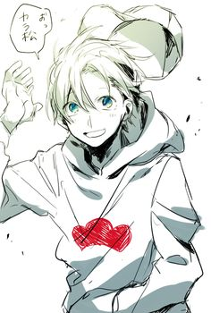pixiv is an illustration community service where you can post and enjoy creative work. A large variety of work is uploaded, and user-organized contests are frequently held as well. Manga Boy, Anime Guys, Haikyuu, Illustration, Cute, Image, Community Service, Pixiv, Babies