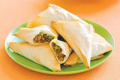 Try our curry beef pastries for a tasty starter that's easy on the purse.
