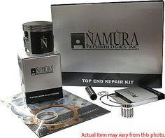 Namura Piston Rings Yamaha 700 Raptor Rhino /& Grizzly Standard Bore 102mm
