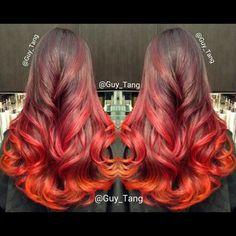 #haircolor mágico