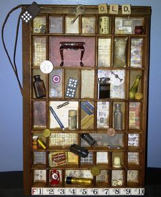 Altered Printers Tray by KShopC