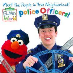 Officer Elmo