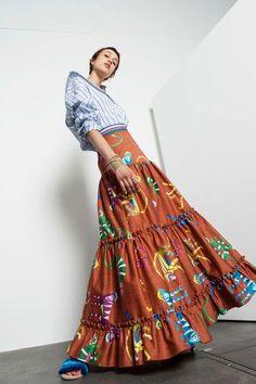 Stella Jean Resort 2018 Collection Photos - Vogue