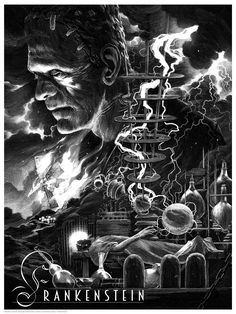 """nicolasdelort: """" Here's a round-up of all the prints I have currently available for sale: Aladdin and the Enchanted Lamp (limited edition screenprint) The Isle of the Dead (limited edition screenprint) Wicked! (limited edition..."""