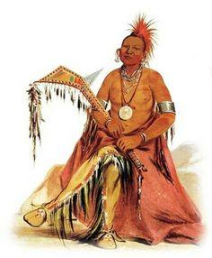 Huron chief