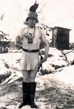 42 fotos antigas que mostram que seus bisavós eram mais bizarros que você - Não Salvo