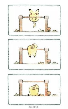 Pikachu lol *plop*