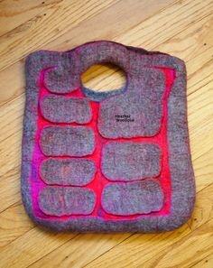 Wool love-functional fiber art