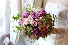 伝統と格式のある会場でのレイトサマーウェディング | One Sweet Day #wedding bouquet #bouquet #wedding #ウェディング #結婚式 #ウェディングブーケ #ブーケ #フラワー