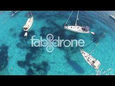Antipaxos island - Αντίπαξοι, παραλία Βουτούμι από ψηλά - YouTube
