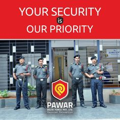 Your Security is Our Priority #Security #housekeeping services #BestSecurityinpune #BestSecurity