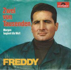 Freddy Quinn. Morgen beginnt die Welt. 1967