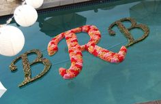 Event by Culinary Crafts - Ideas for pool decor