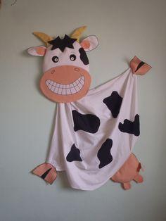 Kráva - nástěnná dekorace