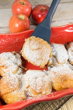 Brown Sugar Cinnamon Apple Dumplings are a deliciously-easy apple dessert recipe that is a great way to end any meal. This recipe works well for a sweet breakfast treat or fruity dessert. No matter when you make it, it's sure to gobbled right up.
