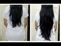 How to Grow Hair Fast (Indian Hair Growth Secrets) * Get Naturally Long Hair superwowstyle Make Hair Grow, Grow Long Hair, How To Make Hair, Quick Hair Growth, Hair Growth Tips, Hair Remedies For Growth, Hair Growth Treatment, Hair Cure, Grow Hair