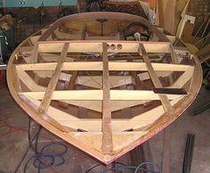 Plywood Ski Boat Plans