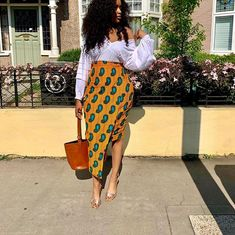 African Wear Dresses, African Inspired Fashion, Latest African Fashion Dresses, African Print Fashion, African Attire, African Fashion Traditional, Style Africain, African Print Skirt, Africa Dress
