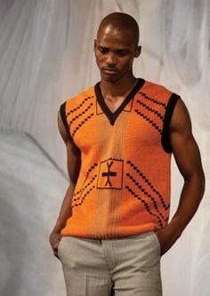 Laduma Ngxokolo, African Designer, South Africa, Men's Fashion