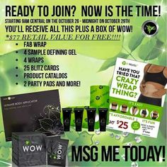 """Join """"It Works....Today"""