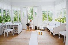 Binnenkijken in een mooi huis