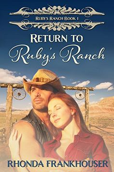 Ruby Lattrell spends her days caring for her ailing father and younger brother. When they no longer need her, her life lacks purpose. Then she inherits Ruby's Ranch – the only real home she ever kn… Contemporary Romance Books, Paranormal Romance, Book 1, Ranch, Handsome, Author, Book Reviews, Amazon, Lakes