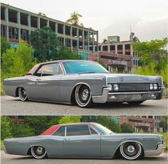 67 Continental Coupe, NEEDS to not be low rider, but otherwise beautiful.