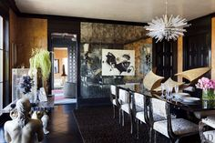 9-Fabulous-Dining-Room-Ideas-by-Kelly-Wearstler-7 9-Fabulous-Dining-Room-Ideas-by-Kelly-Wearstler-7