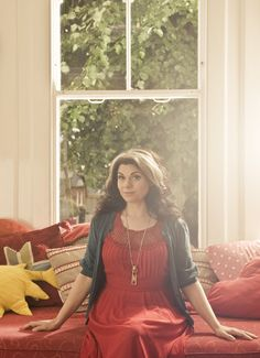Caitlin Moran for Grazia by Rebecca Miller www. Style Icons Inspiration, Brand Inspiration, Rebecca Miller, Caitlin Moran, Style And Grace, Girl Crushes, Star Fashion, Well Dressed, Role Models