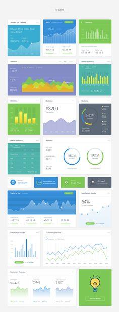 Module 01 | UI Kit on Behance