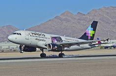 """XA-VOA Volaris Airbus A319-133  (cn 2771) """"Alejandra"""""""