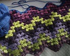 Granny Ripple Afghan...need to try this pattern.