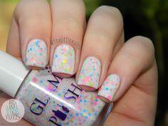 Glam Polish Intergalactic Collection|| Ten Little Nubs {tenlittlenubs.blogspot.com}