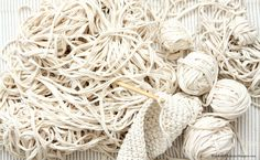 messy carpet rags - still beautiful