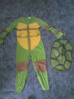 Halloween turtle suit for €6 http://www.adverts.ie/boys/halloween-turtle-suit/6679654
