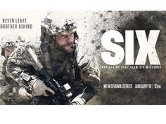 "#iamkyleschmid shared..... ""January 18th 10/9c. We got your #SIX #SIXonHistory #WatchYourSIX #HistoryChannel #SEAL #Brotherhood #Squad #PewPew #TheEasiestDayWasYesterday  #Lead #Follow #Goals #Family #Brother #Life #USA #Training #Water #World #Strong #1 #Amazing #Work #Awesome #Cool #Artist #Live #Instagood #PhotoOfTheDay """