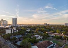 Learning how to Fly over #Downtown #Orlando #Florida for the very first time pic # 2 . . . . #teamdji #MavicAir #ig_picoftheday #igersorlando #picoftheday #awesome #sky #city #skyblue #thecitybeautiful #dronepics #droning #nature #views #travel #travelphotography #sunset