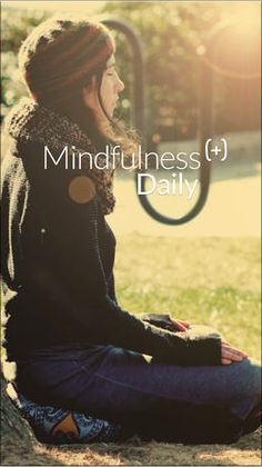 MINDFULLNESS DAILY APP: This app guides you through quick, effective practices to reduce stress, improve performance and enhance sleep. #mindfullness #iPHONE #Ipad