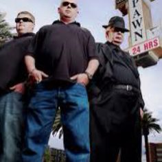 Pawn stars -we get so sucked in!!