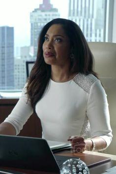Gina Torres Jessica Pearson Suits S05E04 No Puedo Hacerlo