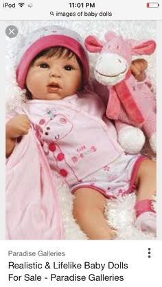 67476f95d 17 Best Realistic   Lifelike Baby Dolls images
