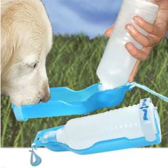 I have one of these and it's such a good product to take when take my pups on a walk to the beach :)