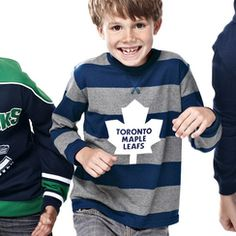 NHL Team Canada™ Rugby Stripe T-Shirt