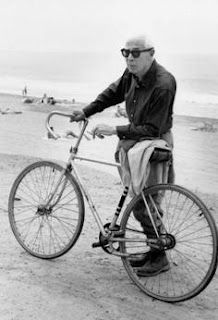henry miller, bicyclist