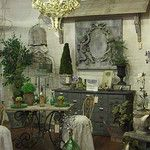 French Garden by countryfrenchantiques