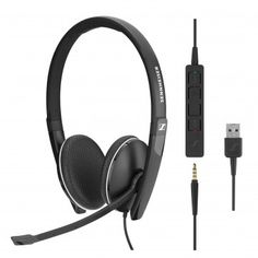 Sennheiser Headsets for Business