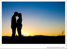 #engagement Pretty Sunset- this would be perfect on a Palouse evening!